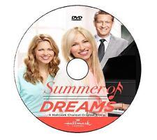 SUMMER OF DREAM DVD (2016) HALLMARK TV MOVIE Debbie Gibson - Disk Only