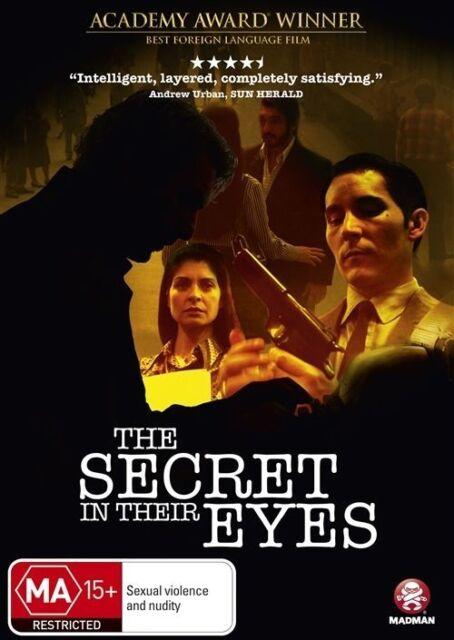 The Secret In Their Eyes (DVD, 2010)DISC ONLY NO CASE EX RENTAL REGION 4, DISC E