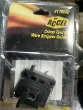 7mm and 8mm ACCEL 170040 Wire Crimper Tool