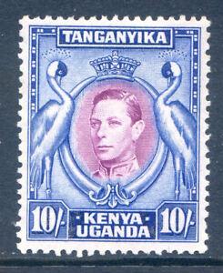 Kenya-Uganda-amp-Tanganyika-1938-Definitives-10sh-perf-13-light-hinge-2018-11-03