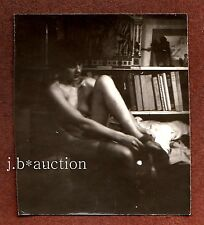 NUDE ARTIST'S MODEL / NACKTES AKT MODELL * Vintage 1920s Photo #6