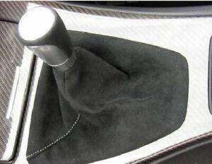 BMW-M-Performance-Alcantara-gear-knob-gaiter-belows-FOR-E90-E91-E92-E93-LCI