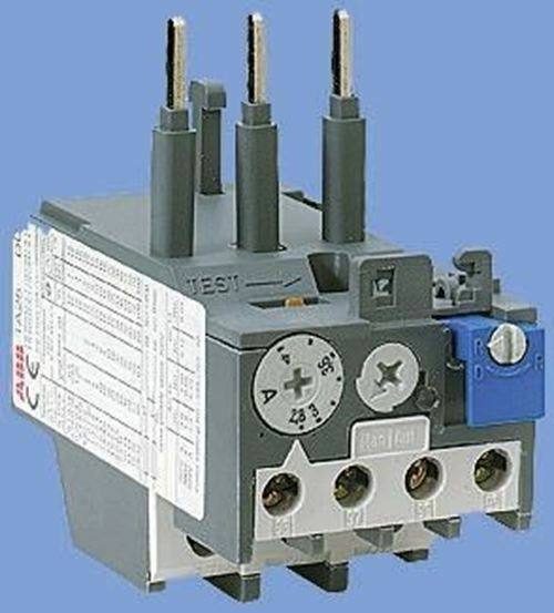 Abb Surcharge Thermique Relay No / 22 Nc, 22 / Â ?? 32 A,32 A,2.91 W bace2c