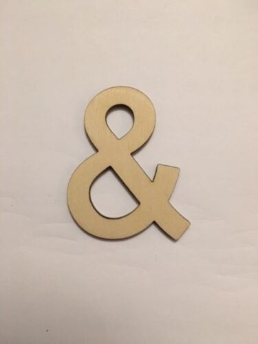 Unfinished Laser Cut Wood L003 /& And Crafting Supplies