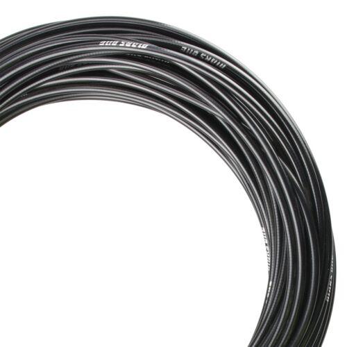 Oiling Bike Bicycle Brake Cable housing Cph-5mm Black 30 Meter
