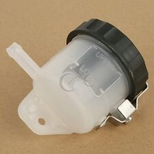 Universal Motorcycle Front Brake Fluid Bottle Master Cylinder Oil Reservoir Cup