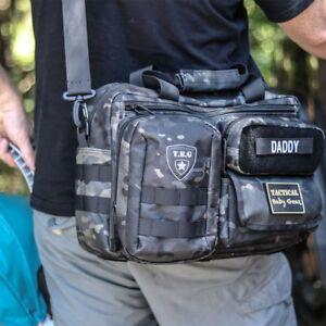 Tbg Deuce 2 0 Tactical Diaper Bag By Tactical Baby Gear