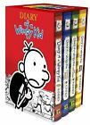 Diary of a Wimpy Kid Bks. 1-4 by Jeff Kinney (2014, Quantity pack, Revised)