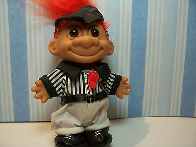 "REFEREE NEW IN ORIGINAL WRAPPER 5/"" Russ Troll Doll"