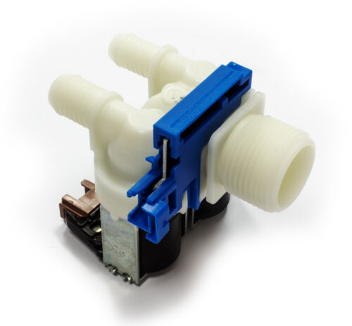 GENUINE   Electrolux Inlet Valve with Flow Meter 132441612  EWF1083 EWF10831