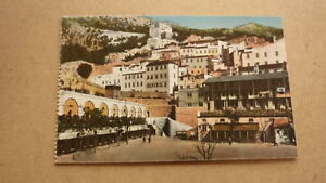 OLD-1920s-GIBRALTAR-POSTCARD-VIEW-OF-THE-CASEMATES