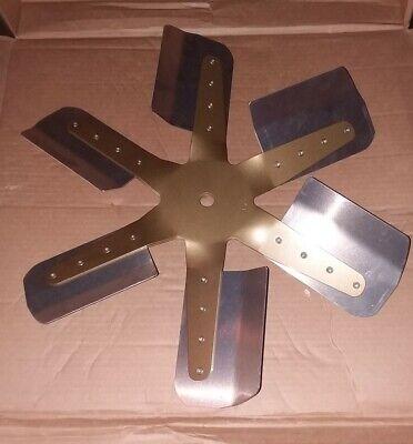 Flex-a-lite 6717 Silver 17 Belt Driven Clutch Fan