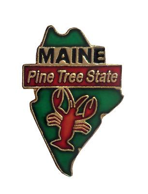 Arkansas United States of America USA Pin Badge LAST FEW