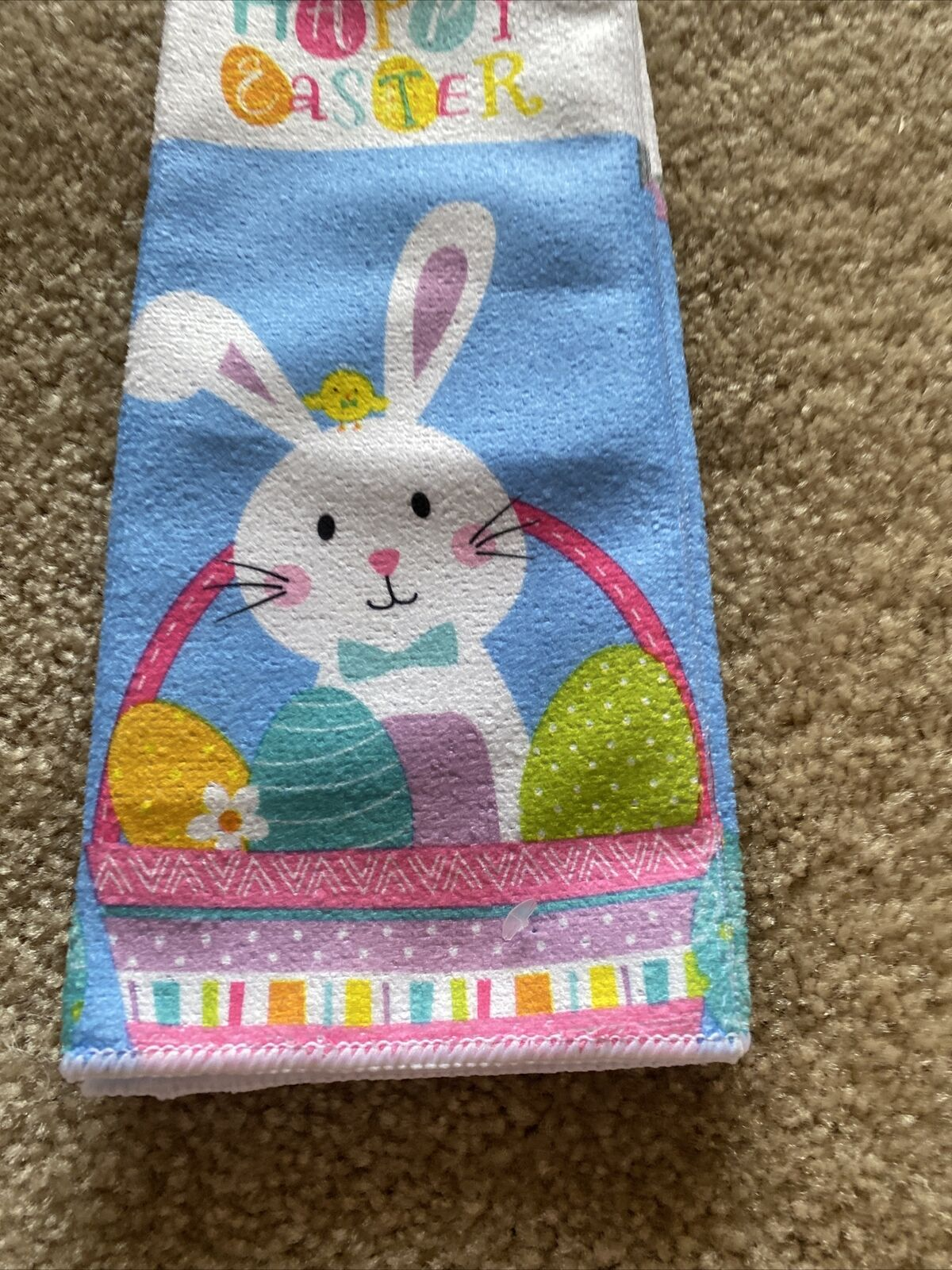 New Easter Polyester Kitchen Towel 15
