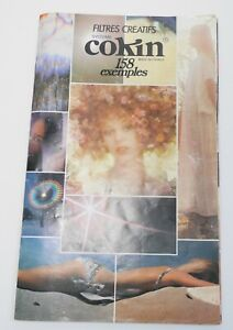 SYSTEME COKIN BOOK MANUAL FILTRES CREATIFS 158 EXEMPLE