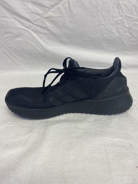 Size 8.5 - adidas Cloudfoam Ultimate Triple Black