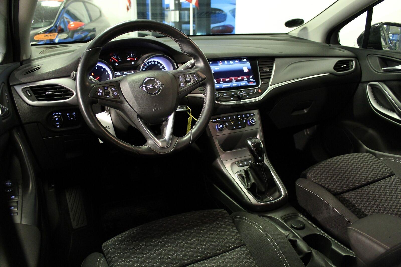 Opel Astra 1,0 T 105 Enjoy ST - billede 9