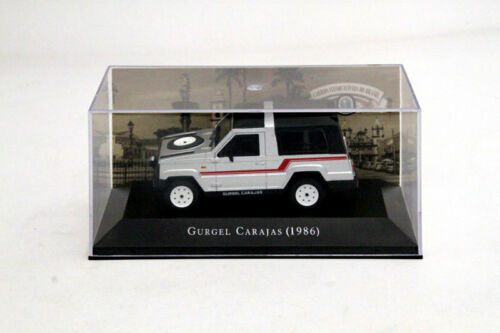 IXO 1:43 Gurgel Carajas 1986 Limited Edition Models Cars Collection Diecast Toys