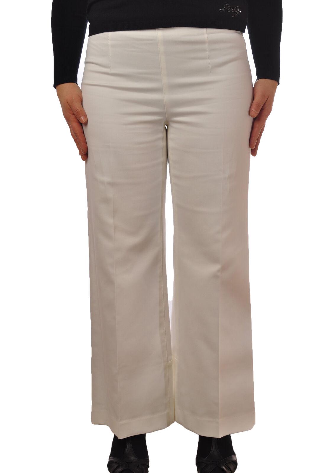Patrizia Pepe - Pants-Pants - Woman - White - 4827229C184247