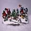 Christmas-Winter-Village-Scene-Ornaments-Musical-LED-Moving-Xmas-Decoration thumbnail 3