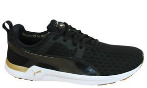 188971 Up Textile Black Trainers Lace 02 Xt Pulse D46 V2 Womens Gold Puma R4xSTwpq
