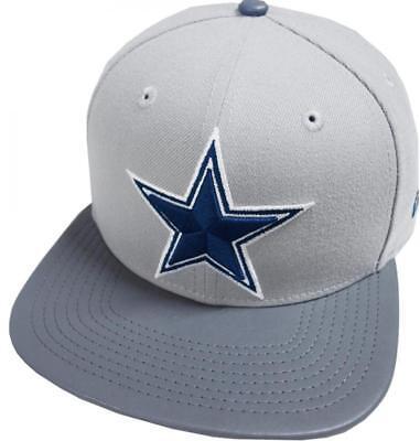 Accurato New Era Dallas Cowboys Nfl Grigio Storm 9fifty 950 Snapback Cap Edizione Adatto Per Uomini E Donne Di Tutte Le Età In Tutte Le Stagioni