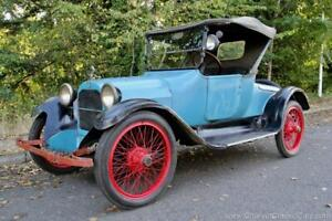 1919-Dodge-Model-30-Roadster-Drive-Now-or-Restore-See-VIDEO-TOUR
