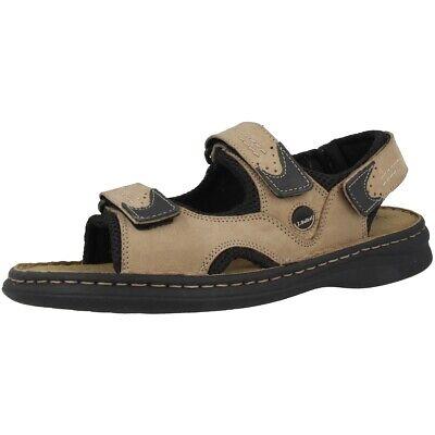 Das Beste Josef Seibel Franklyn Schuhe Men Comfort Hiking Sandalen Übergröße 10236-11-121