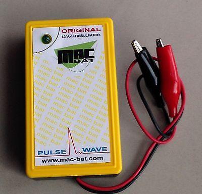 Battery Desulfator for 12 volts lead acid