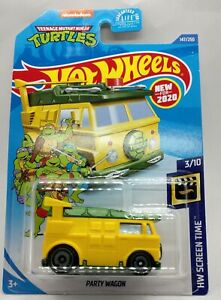 Hot Wheels Party Wagon 3//10 HW Screen Time 147//250 2020