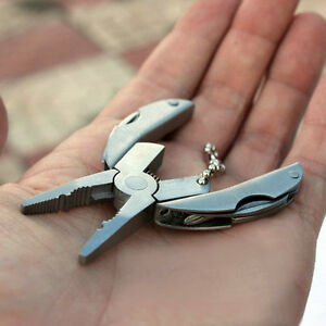 Pocket-Multi-Function-Folding-Keychain-Pliers-Knife-Screwdriver-Keyring-Portable