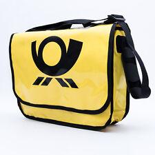 Umhängetasche Deutsche Post Logo Tasche Überschlagtasche Messengerbag NEU / OVP
