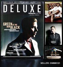 PROFESSOR GREEN TYSON BECKFORD TEAM GB TOM FORD ES MAGAZINE DELUXE MAR 2012