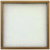 24x24x1, Ez Flow Ii Flanders Furnace Air Filter, Merv 4, Box Of12, 584235 X12
