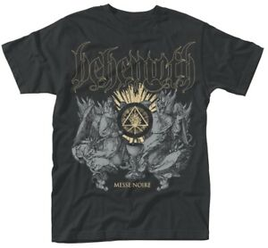 NEW /& OFFICIAL! Behemoth /'Messe Noire/' T-Shirt