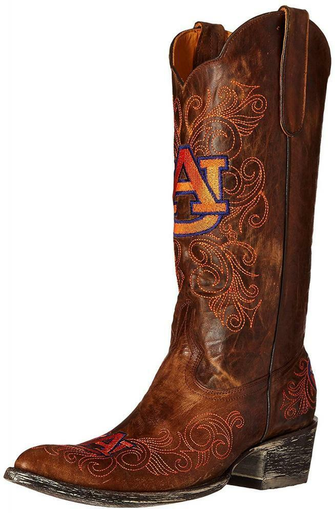 Gameday Boots NCAA womens Ladies 13 inch Auburn University