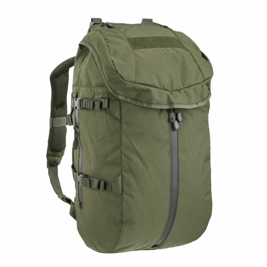 """DEFCON 5 Rucksack """"Bushcraft"""" grün 600 Denier Polyester 35 Liter Art. D5-BBP OD"""