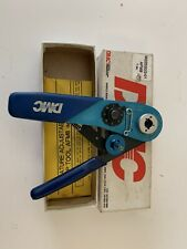 Dmc Daniels Afm8 M225202 01 Aviation Crimp Tool Crimper With 615719 Positioner
