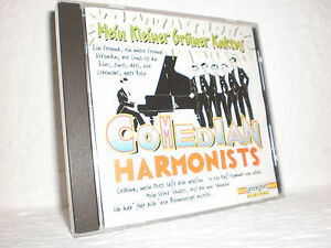 CD-Comedian-Harmonists-034-Mein-kleiner-gruener-Kaktus-034-1997-Aufnahmen-1930-1934