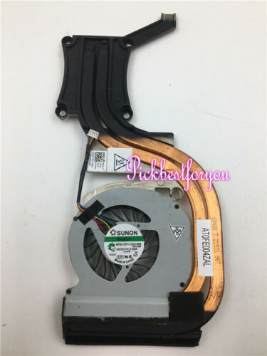 CPU Cooling Fan Heatsink For Dell TYP01 0TYP01 Latitude E6420 Laptop #M845A QL