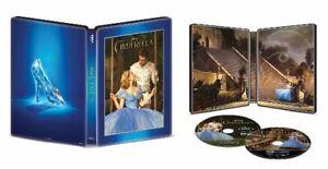 Disney-Cinderella-4K-Ultra-HD-Blu-ray-Steelbook-VG