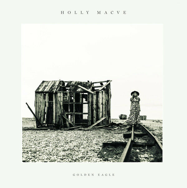 Holly Macve Golden Eagle (2017) 10-track Album CD Digipak Neuf/Seaked