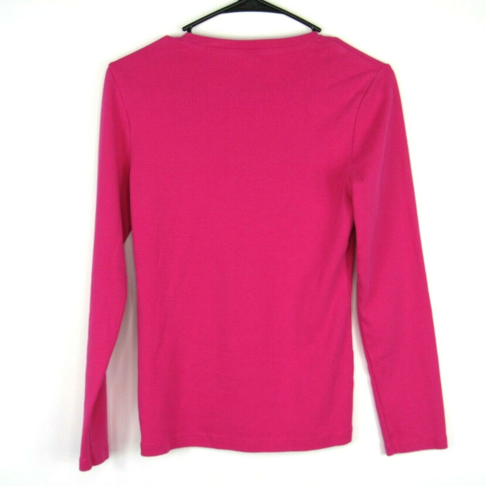 Tommy Hilfiger Womens Size Medium Long Sleeve VNe… - image 2