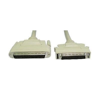 GD127575 GC834 0,5 Meter HP50D ( SCSI 2 ) M HP68D (SCSI 3) M BEIGE SCSI CABLE