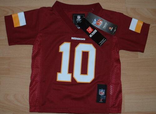 Washington Redskins Robert Griffin III #10 Trikot Kleinkind 12 Monaten Rgiii