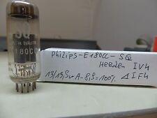 1x E180CC Philips Heerlen SQ  NOS Testet Röhre TUBE Valvola