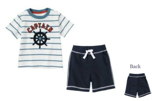 18-24 mos 2T NWT Gymboree Go Nautical Boys Sets and Pieces U-Pick  6-12 3T 4