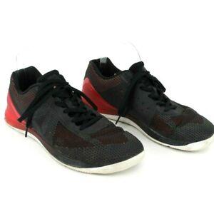 Reebok-Crossfit-Nano-7-Black-Red-Cross-Training-Shoes-Men-s-Size-10-5-Fitness