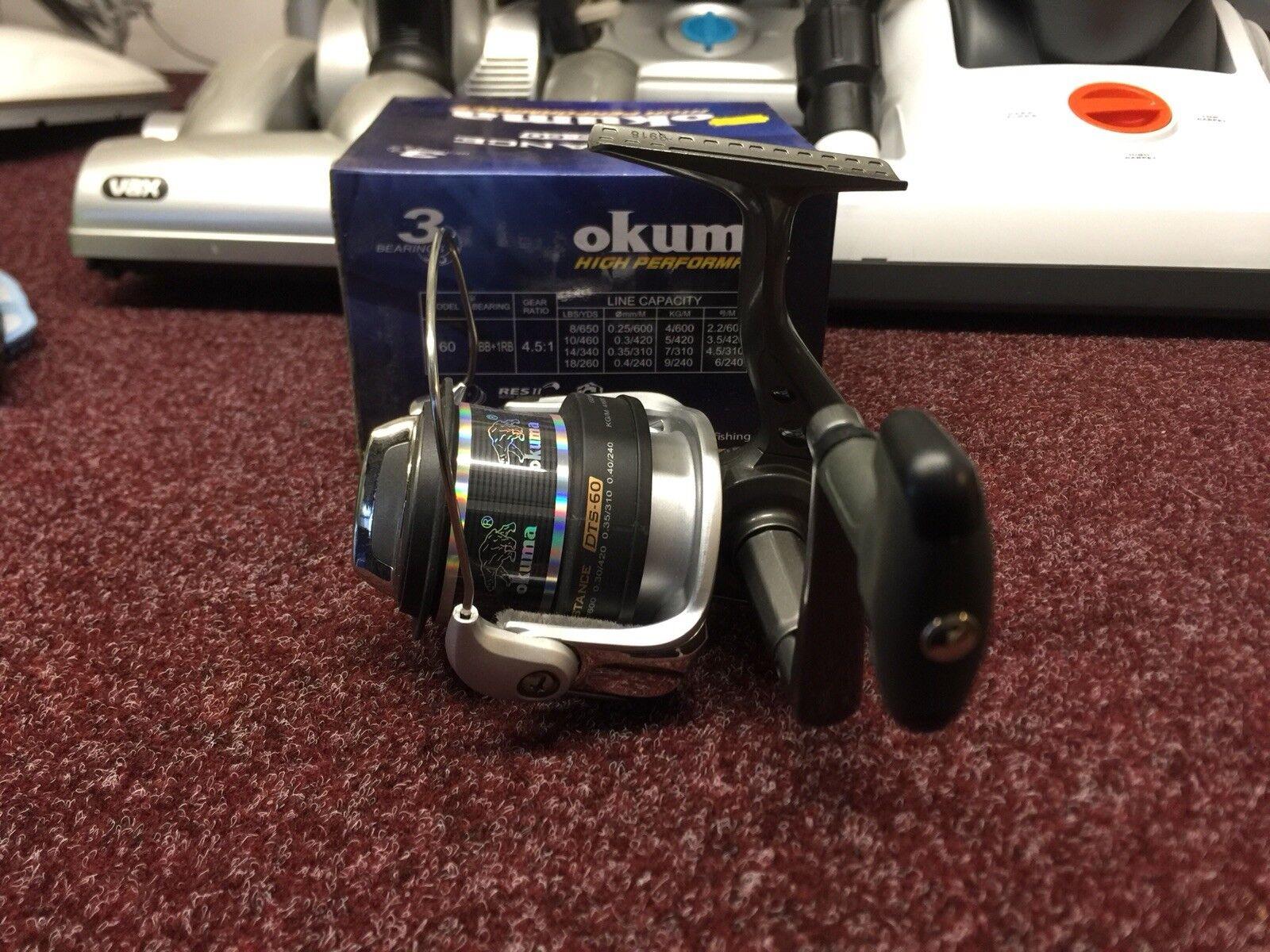 Okuma Distance Dts-60 Fix Spool   comfortable
