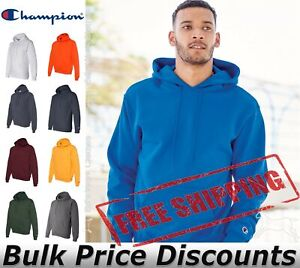 Champion-Mens-Double-Dry-Eco-Hooded-Sweatshirt-Hoodie-Pullover-S700-up-to-3XL
